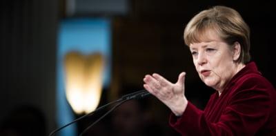 Merkel le-a interzis ministrilor sa mai stea de vorba cu britanicii: Vor fi negocieri dure si prea multa prietenie strica