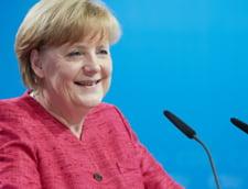 Merkel merge azi la Casa Alba, cu obiectivul de a-l tine pe Trump pe directia corecta