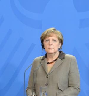 Merkel merge sa se vada cu Trump