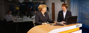 Merkel nu e deloc optimista: Europa e foarte departe de o solutie pentru repartizarea imigrantilor