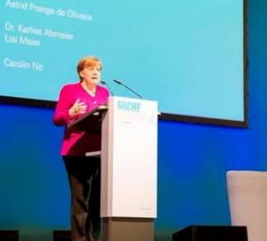 Merkel propune inasprirea controlului migrantilor in Germania, inainte de o reuniune cruciala pentru guvernul sau