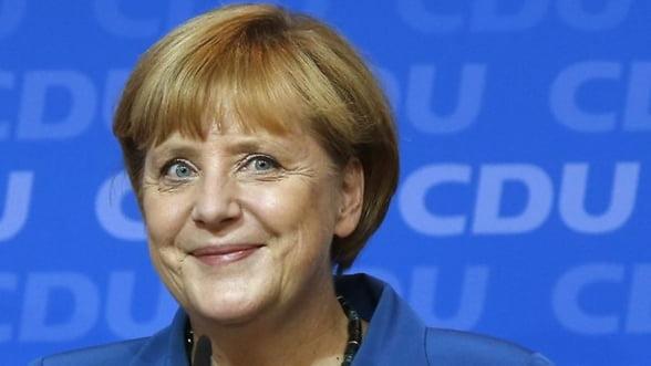 Merkel recastiga alegerile din Germania, dar fara majoritate absoluta in Parlament