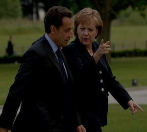 Merkel si Sarkozy vor GUVERNUL ZONEI EURO
