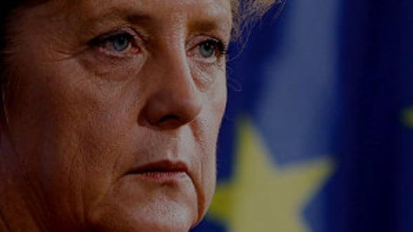 Merkel vrea reglementarea tuturor activitatilor de pe piata financiara