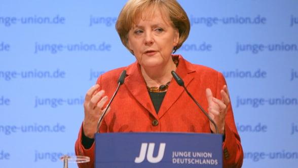 Merkel vrea un mediu comercial liber, dar se loveste de politica lui Trump
