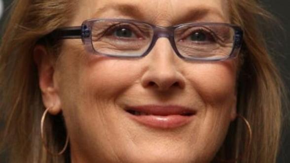 Meryl Streep: actrita de Oscar si exemplu de filantropie