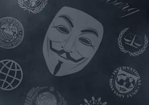 Mesajul Anonymous dupa protestele din Romania si imaginea care face cat o mie de cuvinte (Foto)