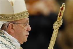 Mesajul Papei de Anul Nou: Pentru cine trebuie sa traiesti
