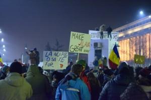 Mesajul decanului de la Litere pentru protestatari: Timisoara parea doborata in '89, dar spiritul ei a invins