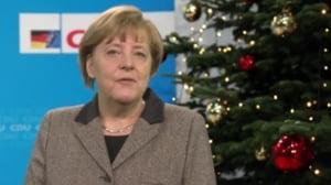 Mesajul lui Merkel pentru germani: Trebuie sa fim uniti! Refugiatii sunt o oportunitate