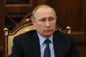 Mesajul oficial al lui Putin, dupa ultimul test nuclear al Coreei de Nord