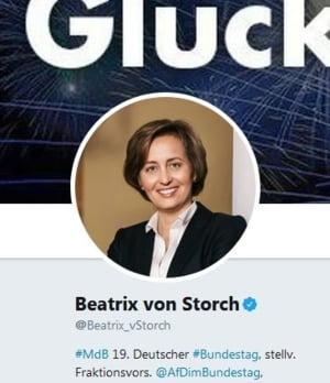 Mesajul rasist al unei deputate din Germania a fost sters de pe Facebook iar politia a depus imediat plangere impotriva ei