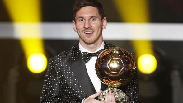 Messi a fost inculpat pentru frauda fiscala