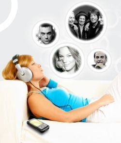 Metro intra pe segmentul muzicii online