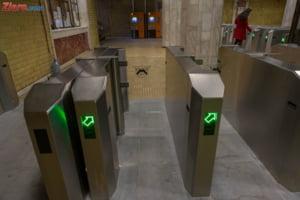 Metrorex: Paza de la metrou va fi asigurata de Jandarmerie