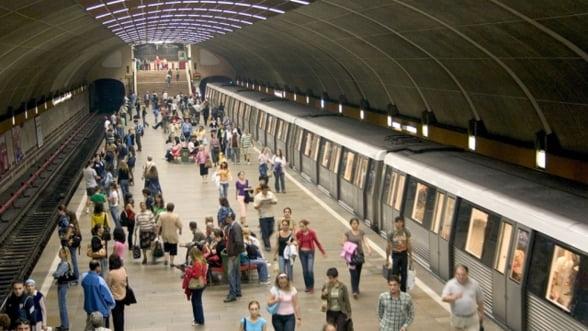 Metrorex: Peste 4,4 miliarde de calatori in 33 de ani