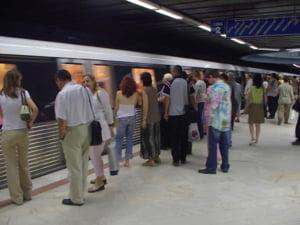 Metrorex a transportat anul trecut circa 170,9 milioane calatori