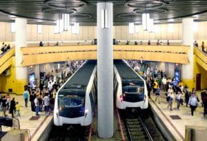 Metrorex ar putea renunta la contractul cu francezii
