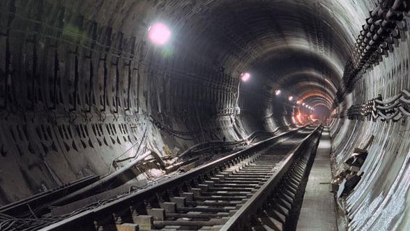 Metrorex incepe excavatia pentru metrou pe sectiunea Raul Doamnei - Hasdeu in 25 septembrie