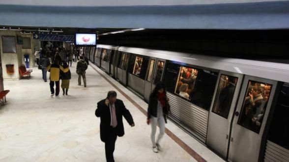 Metrorex se astepata la pierderi de peste 123 milioane lei in 2014