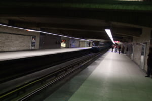 Metroul va circula in noaptea de Revelion la un interval de aproximativ 20 minute