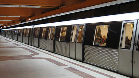 Metroul va circula in noaptea de Revelion la un interval de circa 20 de minute