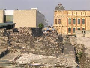 Mexico City: Civilizatia azteca lasa loc celui mai mare oras din lume