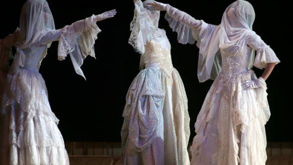 "Mezzosoprana Ljubica Vranes, invitata in spectacolul ""Carmen"" de pe scena Operei Nationale Bucuresti"