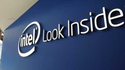 Actiunile Intel s-ar putea aprecia cu peste 30% in urmatorii doi ani
