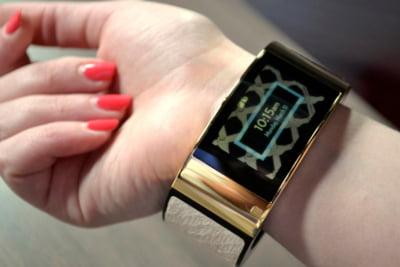Mica, gadgetul smart de la Intel cu design de bijuterie fina