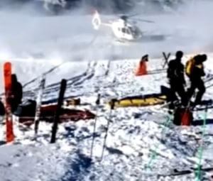 Michael Schumacher, in stare critica: Imagini filmate imediat dupa accidentul din Franta