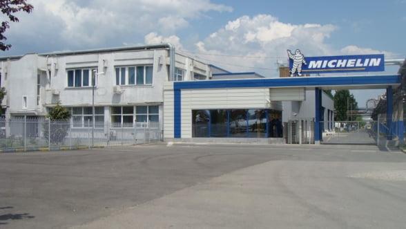 Michelin isi muta marketingul din Grecia in Romania