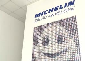 Michelin opreste productia la fabricile din Zalau