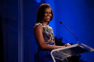 Michelle Obama il pune pe Trump la zid: Ce e in neregula cu tine? (Video)