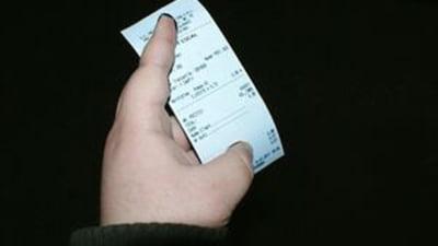 Micii comercianti: Loteria bonurilor fiscale, neconstitutionala