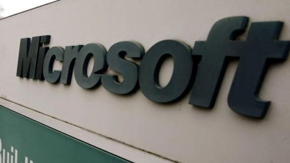 Microsoft, la primele pierderi din ultimele decenii