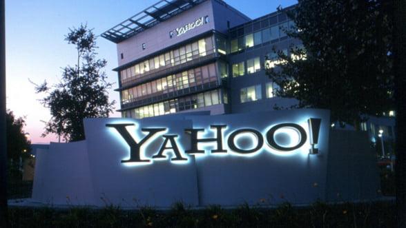 Microsoft, tot mai aproape de a cumpara Yahoo