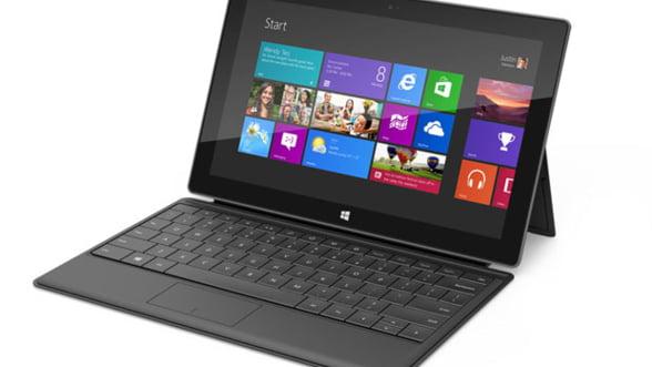 Microsoft Surface si Windows 8 se lanseaza in aceeasi zi. Afla cand