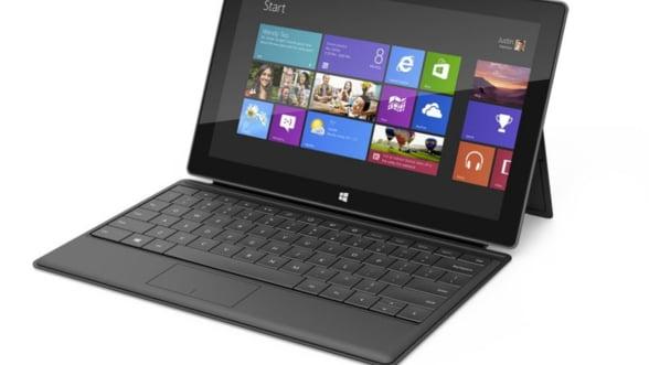 Microsoft Surface versus iPad. Ce alegem?