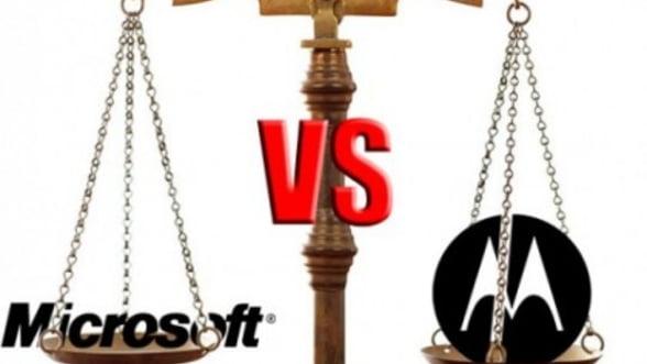 Microsoft a dat in judecata vamile din SUA pentru ca nu au blocat importul unor telefoane Motorola