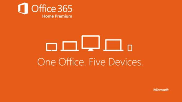 Microsoft a lansat Office 365 Home Premium in Romania: Vezi preturile