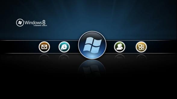 Microsoft a prezentat Windows 8 (VIDEO)