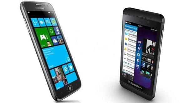 Microsoft a urcat pe pozitia a treia pe piata smartphone din SUA