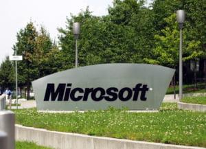 Microsoft anunta scaderea cu 29% a profitului net din al T4