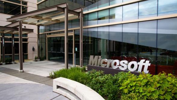 Microsoft ar putea participa la un acord de preluare a companiei Dell