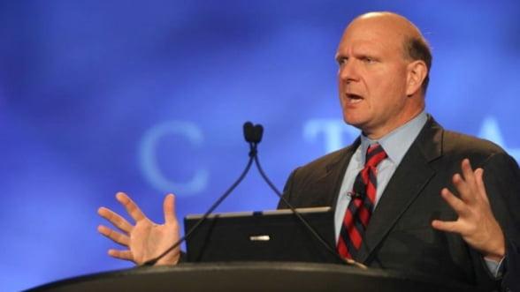 Microsoft ar putea suferi o restructurare majora
