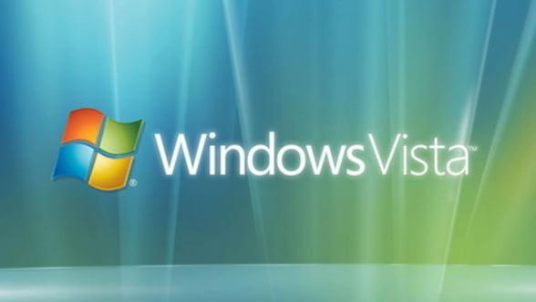 Microsoft elimina suportul pentru Vista