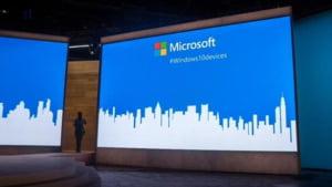 Microsoft face angajari in Romania: Cauta sute de specialisti