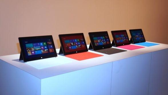Microsoft incearca sa castige teren pe piata tabletelor, cu reduceri de pret de pana la 30%