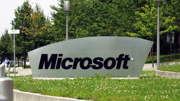 Microsoft isi creste profitul cu 17%, adaptandu-se evolutiei pietei de IT